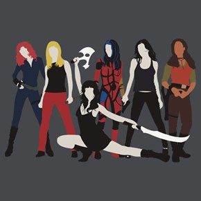 The Women of the Whedonverse