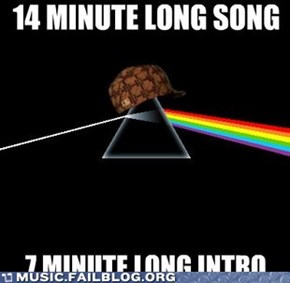 Can't Tell if iPod is not Working or Pink Floyd Song Beginning