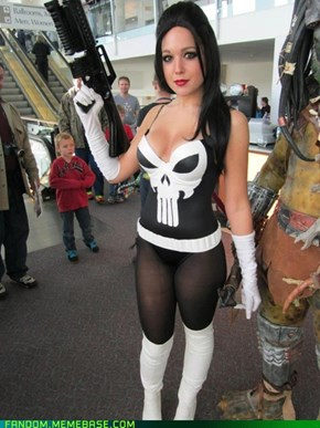 Lady Punisher