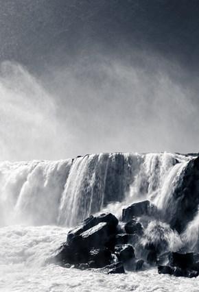 Hrafnabjargafossar Falls