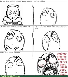 First rage