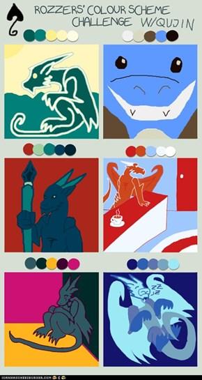 Colour Scheme challeng Qujin