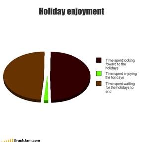 Holiday enjoyment