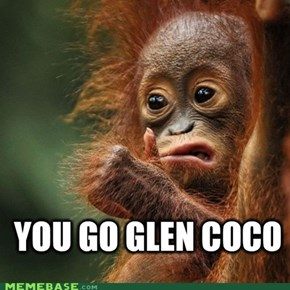 FOUR FOR YOU GLEN COCO!
