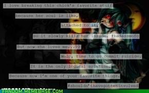 #Vocaloidproblems.