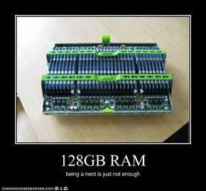 128GB RAM