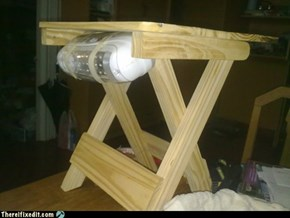 Homemade Night Lamp