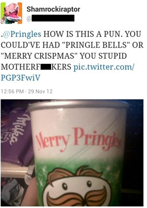 Step Your Game Up, Pringles...
