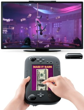 Grand Theft Auto on the Wii U