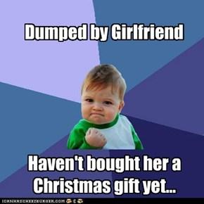 Dumped by Girlfriend