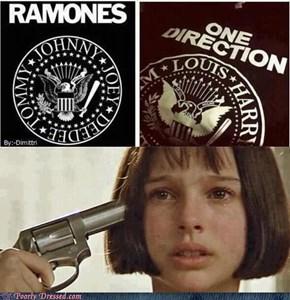 Leave Ramones Alone!