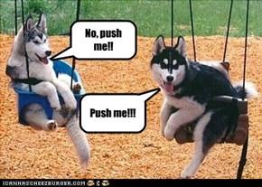 Push me!!!