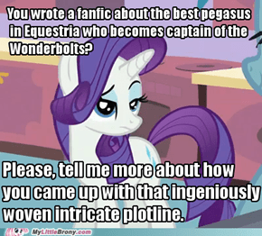 Condescending Rarity