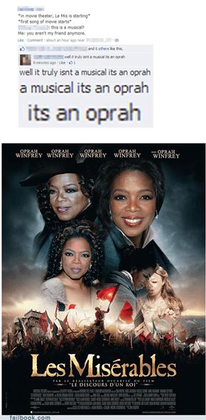 Truly an Oprah!