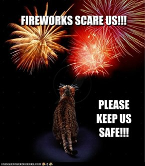 Let's protect our furrbaby's!