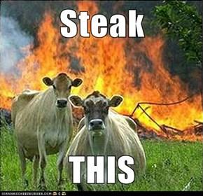 Steak  THIS