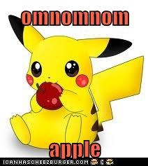 omnomnom  apple