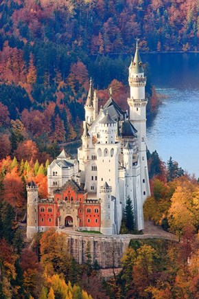 The Magical Neuschwanstein Castle