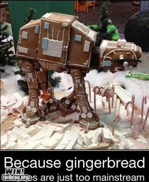 gingerbread wars