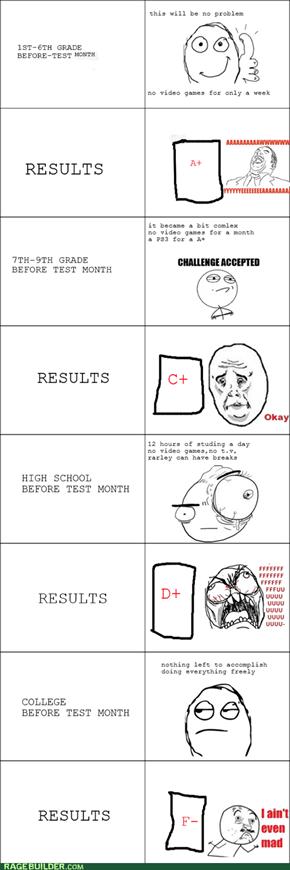 final exams circle of life
