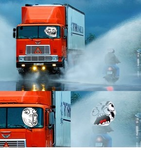 Trucker Troll