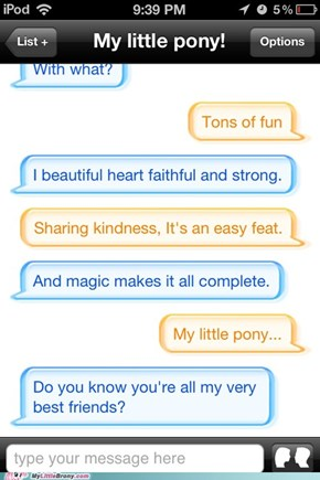 Welcome to the herd Cleverbot