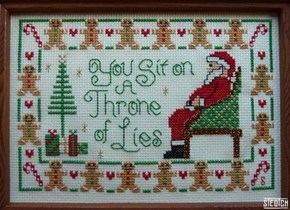 Elf Quote Sampler