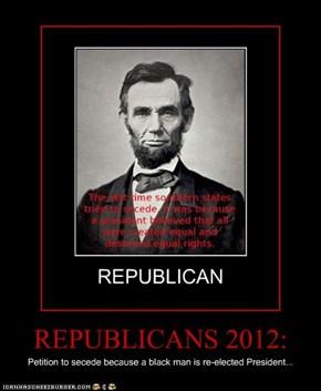 REPUBLICANS 2012: