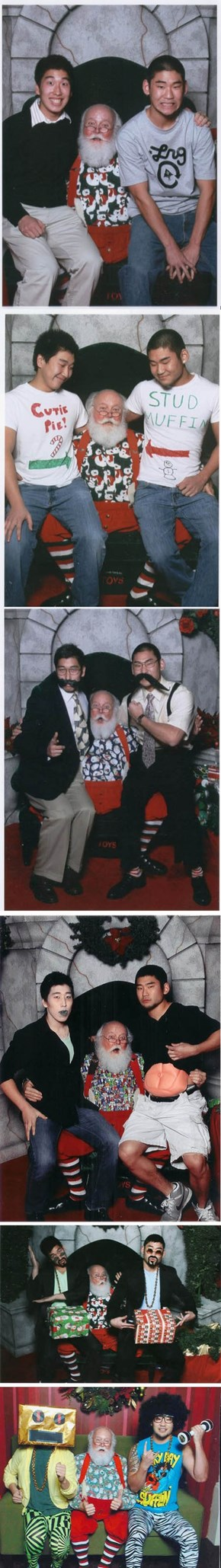 Photos With Santa: Expert Level!