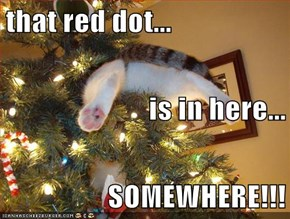 that red dot... is in here... SOMEWHERE!!!
