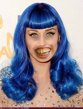 Katy, What Happened?