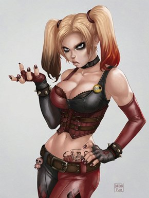 Arkham City: Harley Quinn