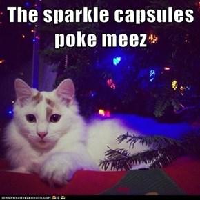 The sparkle capsules poke meez