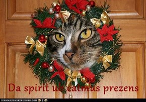 Da spirit ub catmus prezens
