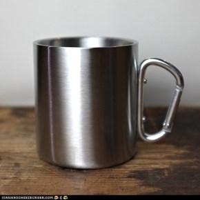 Caribiner Mug