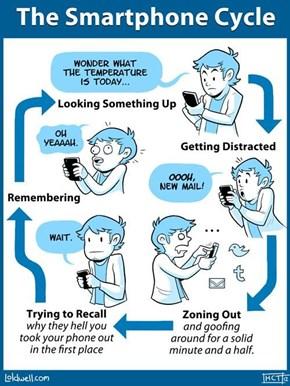 The Smartphone Cycle