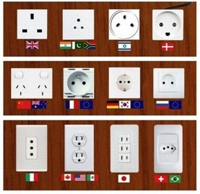 A Comparative Study of Electric Outlets