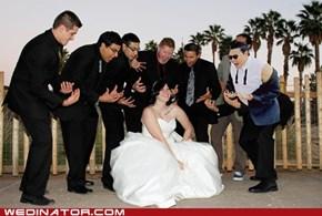 Op op op op oppan wedding style