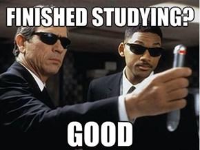 Every Test in School