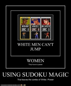 USING SUDOKU MAGIC