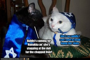 Can't wait for Hanukka!