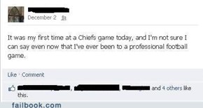 The Chiefs aren't a real team