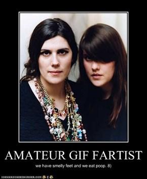 AMATEUR GIF FARTIST