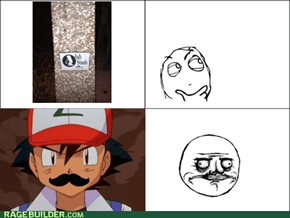 Your Ash has evolved!
