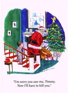 Santa Please, I Won't Tell I SWEAR!