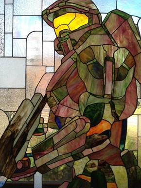 Stained Glass WIN