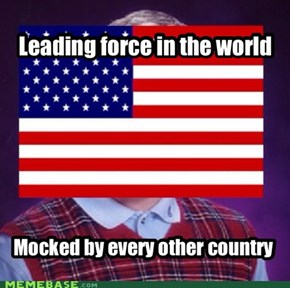Bad Luck U.S.A.