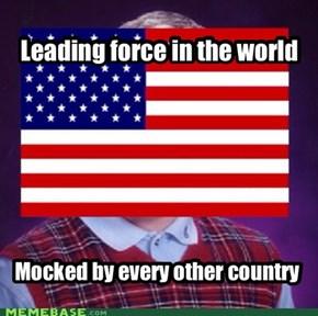 Bad Luck U.S.A.
