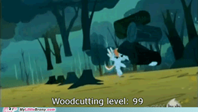 Woodcutting Level