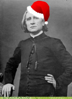 Christmas Liszt